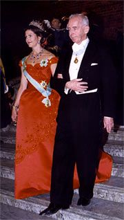 Nobel gala gowns through the years 1976 - - the Fashion Spot