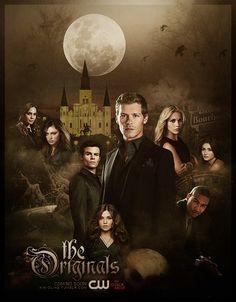Vampire Diaries Fan Poster
