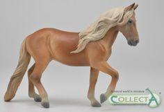 CollectA horse Peruvian Paso Mare Chestnut www.minizoo.com.au