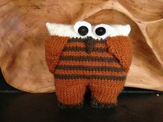 Wee Owlet by weesheepknits, via Flickr