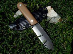 JR's Survival&Bushcraft Modern Kephart