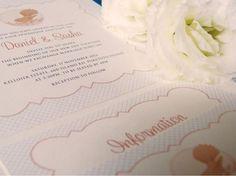 Claire Robertson Design – Beautiful wedding invitations & stationery.   www.invitationdesign.co.nz Kiwiana, Claire, Place Cards, Wedding Invitations, Stationery, Place Card Holders, Beautiful, Design, Paper Mill