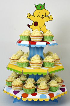 One Spot The Dog Theme Childrens Birthday Party Baby Shower 3 Tier