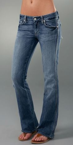 7 For All Mankind jeans- Best/most comfortable jeans (paired with ...