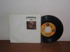 Canarios  7´´ Mega Rare Vintage Spain 1968