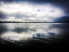 Picture of Sandbanks from Banks Road - IPhone picture edited in Lightroom Mobile