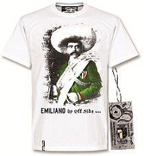 Tshirt Emiliano - Blanco
