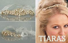 Royal Tiara No. 18 Wedding Tiaras, Royal Tiaras, Hairspray, Your Hair, Special Occasion, Things To Come, Bride, Crystals, Handmade
