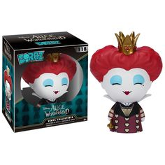 Funko Disney Alice In Wonderland Dorbz Iracebeth Vinyl Figure - Radar Toys