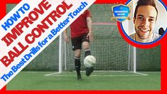 Soccer Drills - NEW: The Best Football Drills For Ball Control Ball control is a skill every player needs to develop. Soccer Drills For Kids, Football Drills, Soccer Skills, Youth Soccer, Kids Soccer, Soccer Coaching, Soccer Training, Soccer Center, High School Soccer