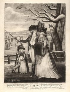 Winter by Laurie and Whittle, 1794