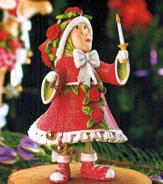 Krinkles Online - 2012 Krinkles Dash Away Donna�s Light Elf Ornament, $37.00 (http://www.krinklesonline.com/2012-krinkles-dash-away-donnas-light-elf-ornament/)