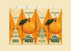 Juice Carton design