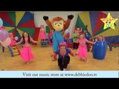 Have fun dancing along to the party song - The Freeze. A high energy song, perfect for birthday parties or any celebration!  A big thank you to the KOTB performers at Abrakidazzle family entertainment centre on the Gold Coast. Your enthusiasm and wonderful work is much appreciated!