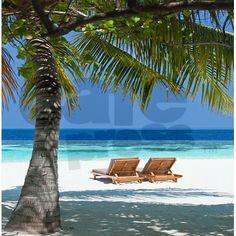 Beach House Shower Curtain On CafePress Diy Curtains Tropical