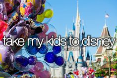 Let them believe in magic and let them dream. I hope they'll be grown up with an inner child, like I have mine.