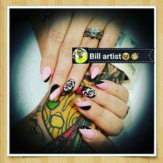 #nailsartist#bill_cali#billartist#