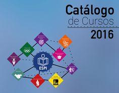 """Check out new work on my @Behance portfolio: """"Catálogo de Cursos ESPI 2016"""" http://be.net/gallery/51570231/Catalogo-de-Cursos-ESPI-2016"""