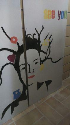 SIEBDRUCK PROJECT Amazing Art, My Arts, Draw, Silk Screen Printing, Printing, To Draw, Sketch, Tekenen, Drawing