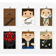 Star Wars 2 - Art Print | Monoco