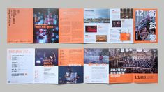 Today, we are sharing 20 Modern Brochure Design Ideas & Template Examples for Your 2019 Projects Brochure Design Samples, Company Brochure Design, Corporate Brochure Design, Booklet Design, Creative Brochure, Brochure Design Inspiration, Business Brochure, Brochure Template, Design Ideas