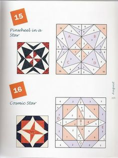 Blog do Patchwork: Fundation