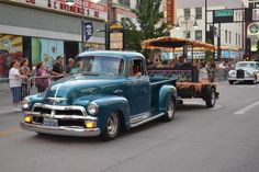 Awesome truck from Hot August Nights Downtown Parade 2013