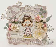 See No Evil Tilda / Handmade by Tamara