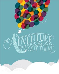Adventure is Out There — Leslie McFarland