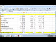 ▶ Financial Modeling Example: Building Financial Models for Valuation (Case Study_Accenture) - YouTube