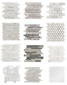 The Home Depot: fireplace surround tile options from Floor & Decor. Fireplace Tile Surround, Fireplace Update, Home Fireplace, Fireplace Surrounds, Fireplace Design, Fireplace Ideas, Tile Around Fireplace, Brick Fireplace Remodel, Decorating Kitchen