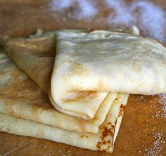 crêpes biere | Invitations gourmandes