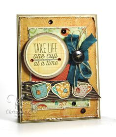 Christyne Kane: Stampin' with Sugar: Verve's 2014 Anni-Verve-sary Release Spotlight Hop - Day 5 - 8/29/14