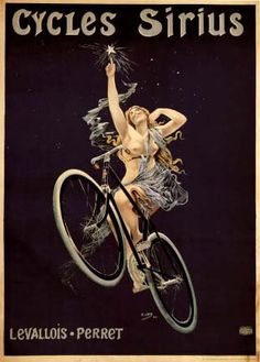 Cycle Sirius Fine Art Giclee Print
