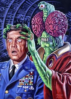 Everything related to the X Files, cryptozoology, science fiction and gaming. Arte Horror, Horror Art, Dark Art Illustrations, Illustration Art, Arte Obscura, Alien Art, Horror Comics, Vintage Horror, Monster Art