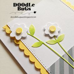 Doodlebugs: Fresh Cut Flowers from MFT Stamps