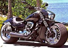 Motor Suzuki Intruder 1800 c.c. Turbo