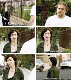 Sons of Anarchy Charlie Hunnam  Maggie Siff Season 6  ep 10