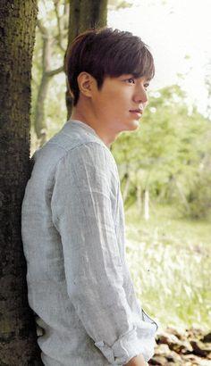 Lee Min Ho, Jeju Heals You.