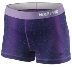 Purple Nike pros