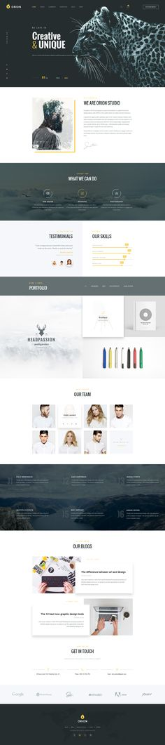 Orion | Creative Multi-Purpose PSD Template • Download ➝ https://themeforest.net/item/orion-creative-multipurpose-psd-template/16792174?ref=pxcr
