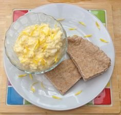 Egg and Marigold Snack - Handy Herbs http://handy-herbs.co.uk/recipes/egg-and-marigold-snack/