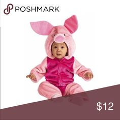 Piglet kids costume Piglet kids costume! Ready for Halloween.. Other