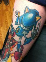 16 Best Sonic Tattoos Images Tattoos Hedgehog Tattoo Sonic