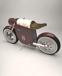MONOCASCO e-concept motorcycle / DESIGNSPOTTER.COM