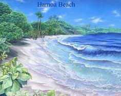 """Hamoa Beach"" (Belinda Leigh Galleries image 4 of 47)"