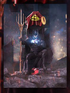 ArtStation - Batman - Ben Affleck (Justice League), Eren (Erathrim) Gurocak