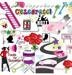 Mary Kay Clip Art   great collection of Mary Kay related clip art perfect for ...