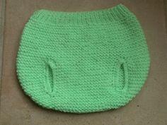 Une culotte naissance ...