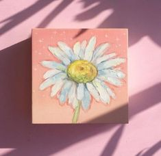 trendy ideas for nails acrilico pastel - Aesthetic painting ideas - Canvas Painting Quotes, Simple Canvas Paintings, Small Canvas Art, Mini Canvas Art, Cute Paintings, Painting Art, Canvas Quotes, Paint Quotes, Easy Canvas Art